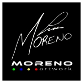 MORENO artwork
