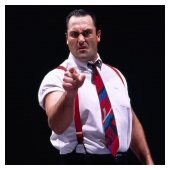 Mike Rotunda aka I.R.S.