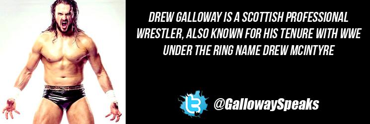 Drew Galloway