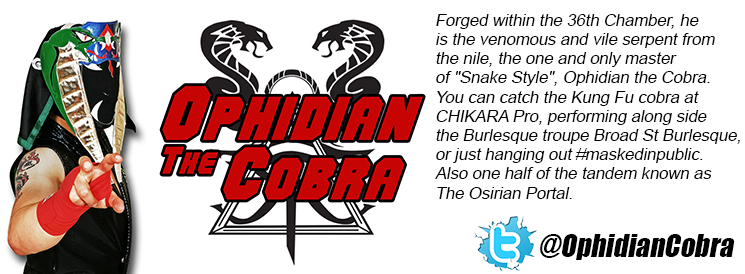 Ophidian The Cobra