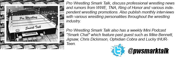 Pro Wrestling SmarkTalk