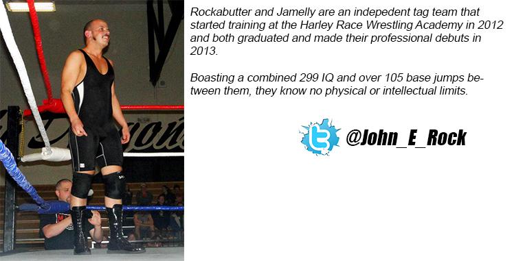 Rockabutter and Jamelly