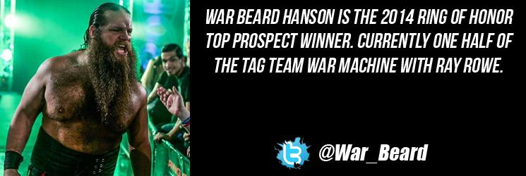 War Beard Hanson