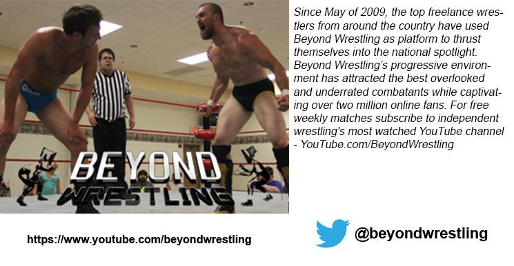 Beyond Wrestling