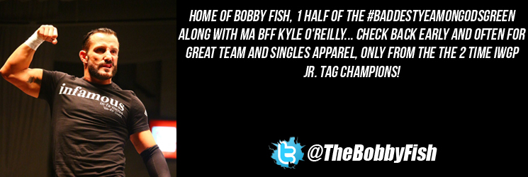 Bobby Fish