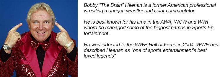 Bobby Heenan
