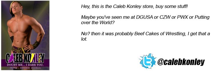 Caleb Konley