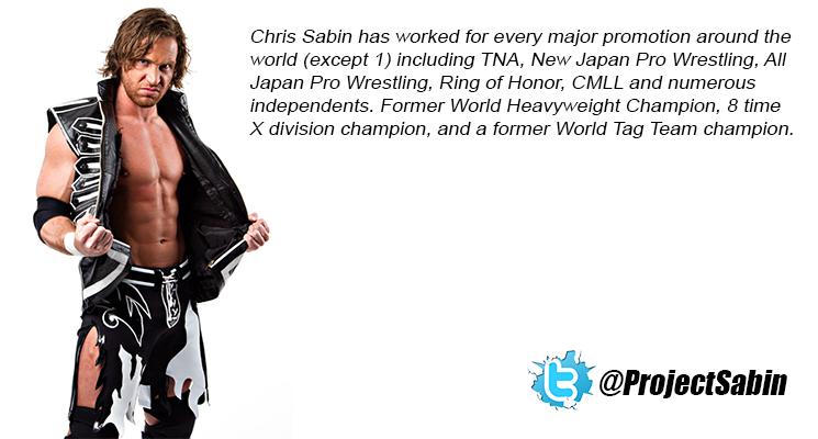 Chris Sabin