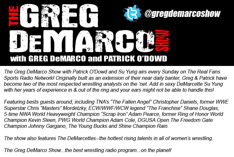 Greg Demarco Show