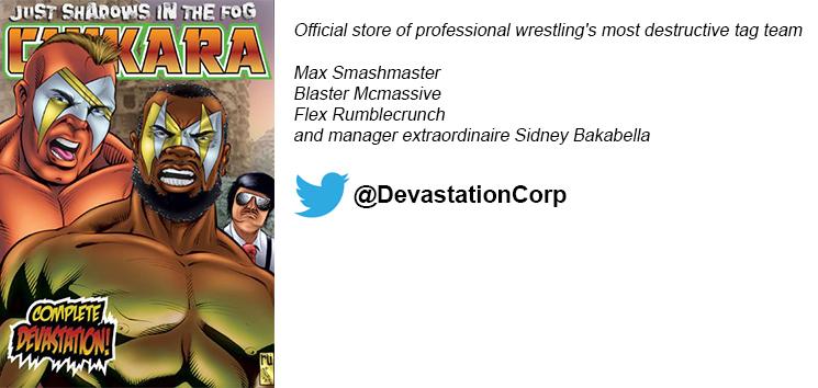 Devastation Corporation