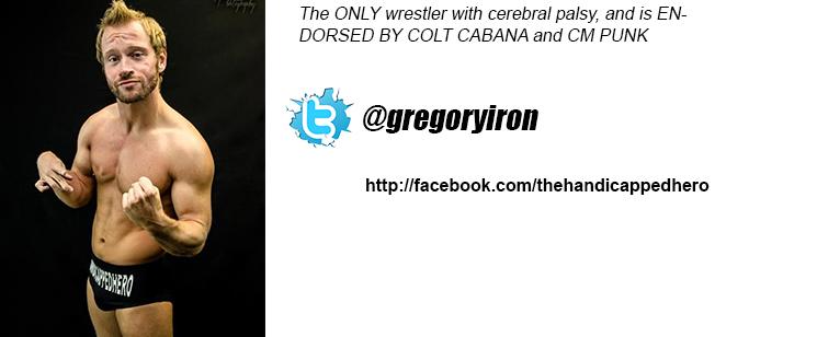 Gregory Iron
