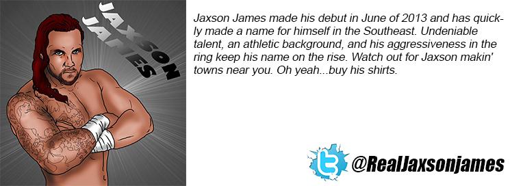 Jaxson James