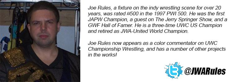 Joe Rules