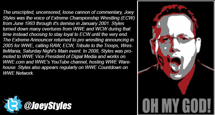 Joey Styles