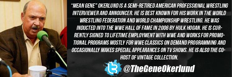 Mean Gene Okerlund