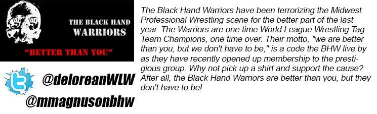 The Black Hand Warriors