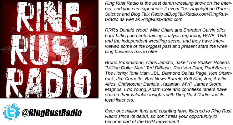 Ring Rust Radio