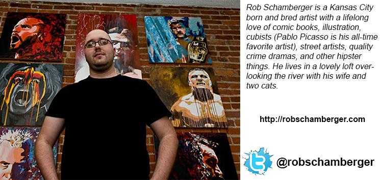 Rob Schamberger