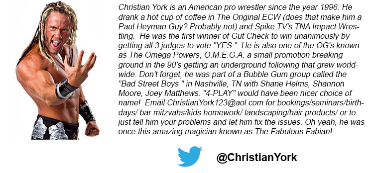 Christian York