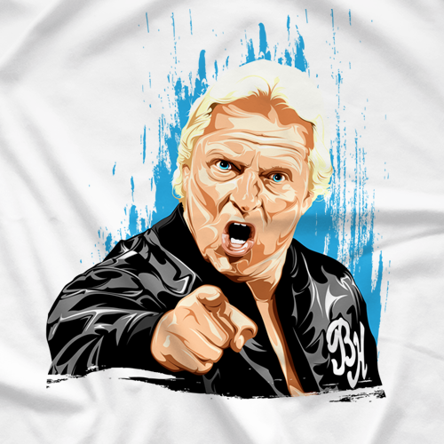 Bobby The Brain Heenan by 500 Level