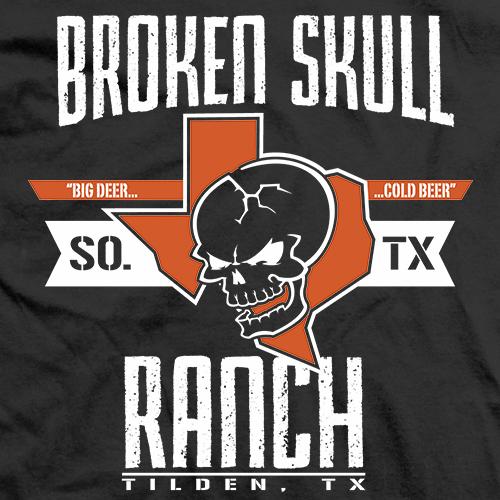 Broken Skull Ranch (Black)