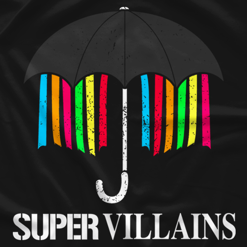 Super Villains