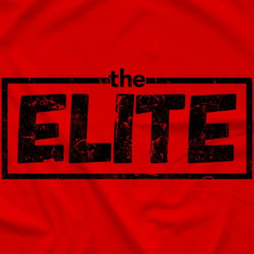 Elite Logo (10 shirt colors available)