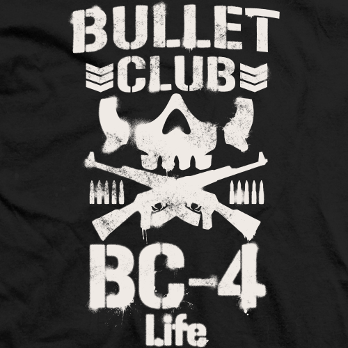 Bullet Club 4Life