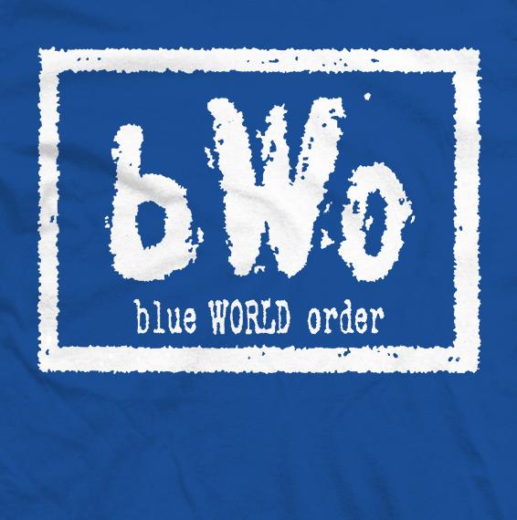 Blue World Order (Blue)