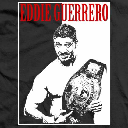 eddie guerrero scarface tshirt