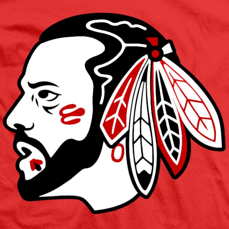 Professional Wrestler Cm Punk Hawks T Shirt