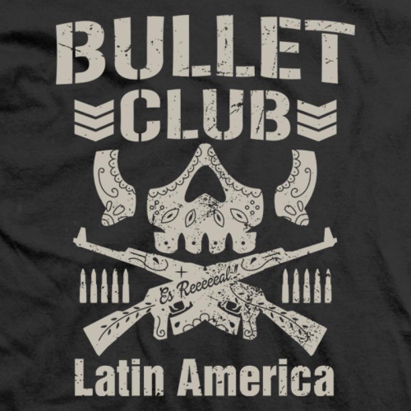 New Japan Pro-Wrestling - Bullet Club Latin