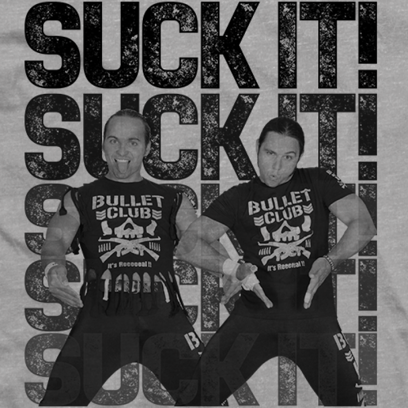 Wrestling Suck It 75