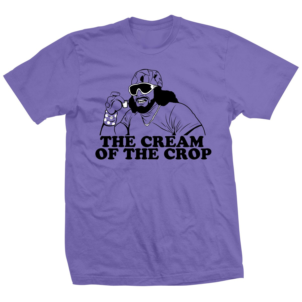 macho man cream of the crop quote