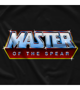 Master Of The Spear T-shirt
