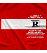 Master Of Manipulation T-shirt