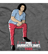 Andre The Giant Pro Wrestling Tees
