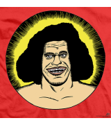 Andre The Giant The Boss T-shirt