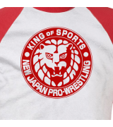 Lion Mark Red Baseball