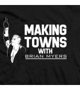 Making Towns T-shirt