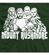 Young Bucks Mount Rushmore T-shirt