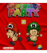 Young Bucks Superkick Bros T-shirt