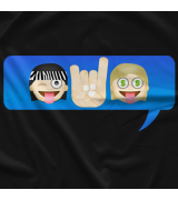 Young Bucks Emoji T-shirt