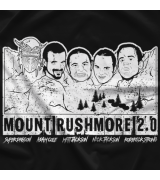 Young Bucks Mount Rushmore 2.0.1 T-shirt