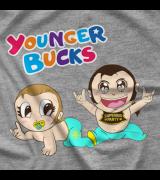 The Young Bucks Younger Bucks T-shirt