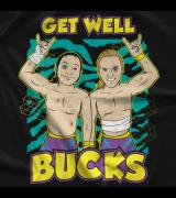 Get Well Bucks T-shirt