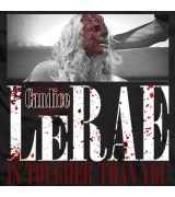 Candice LeRae Is Tougher Than You T-shirt