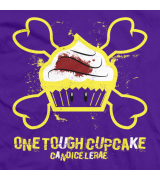 Candice LeRae One Tough Cupcake T-shirt
