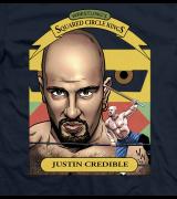Squared Circle King T-shirt