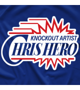 Chris Hero Clips Hero T-shirt